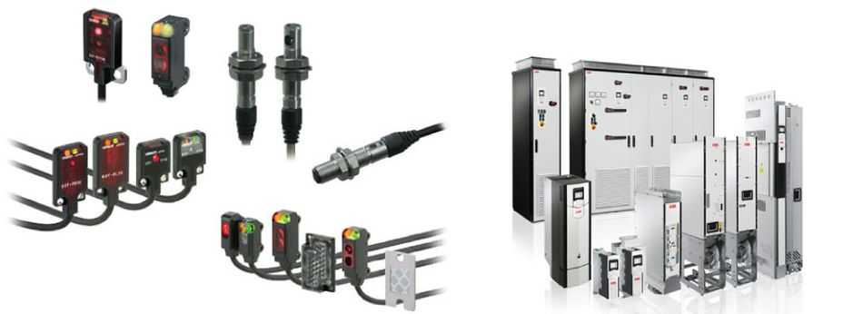 drives, photoelectric sensors, communication